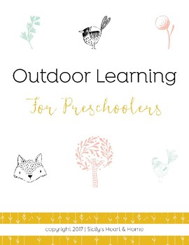 Outdoor Learning For Preschoolers