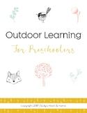 Outdoor Learning For Preschoolers