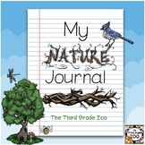 Distance Learning: Outdoor Learning My Nature Journal