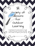 Outdoor Learning Package