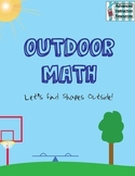 Outdoor Math - Finding Math Outside the Classroom