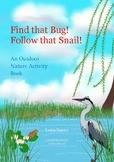 Outdoor Nature Activity Book