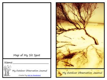 Outdoor Observation Journal