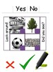 Outdoor Play Tasks - Set up outside, laminate and your pupils will do the rest.