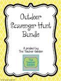 Outdoor Scavenger Hunt Bundle