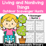 Outdoor Scavenger Hunts   Distance Learning   Living and N