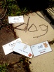 Outdoor Spelling / Phonics Activity Cards