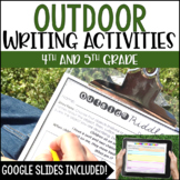 Outdoor Writing Activities