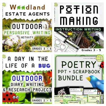 Outdoor Writing Big Bundle