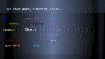 Outer Labels-Outward Appearance