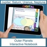 Outer Planets Digital Flip Book