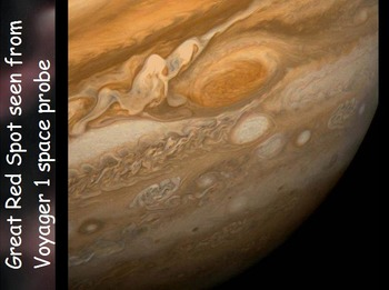 Astronomy - Outer Planets (Gas Giants) w/worksheet (SMART BOARD)