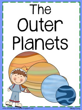 Outer Planets Packet Outer Planets Packet