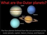 Outer Planets of the Solar System Interactive Power Point Lesson