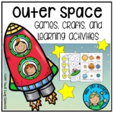 Outer Space Activities for Preschool and Kindergarten - Te