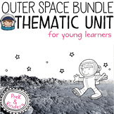 Outer Space Activity Bundle for Preschool - Kindergarten