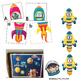 Outer Space Activity Bundle for Preschool - Kindergarten