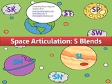 Outer Space Articulation S Blends