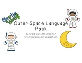 Outer Space & Astronaut Thematic Language Pack!