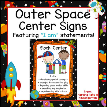 Outer Space Center Signs