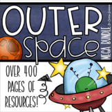 Outer Space Classroom Decorations and Management Mega Bundle