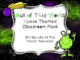 Outer Space Classroom Theme Complete Resource Pack