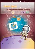 Outer Space Unit of Study {CCSS ELA & Math Aligned} Kindergarten & 1st Grade