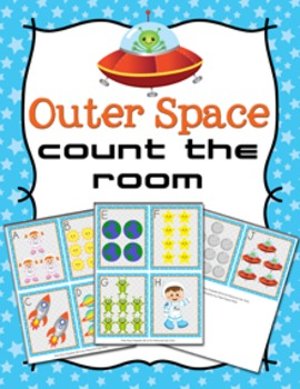 Outer Space Count the Room