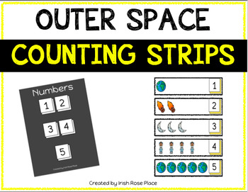 Outer Space Counting Strips