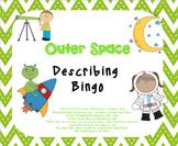 Outer Space Describing Bingo