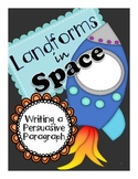 Writing About Outer Space - A Persuassive Paragraph