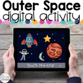 Outer Space - Digital Activity - Distance Learning for Spe