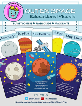 Outer Space Educational Visuals
