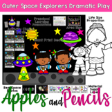 Outer Space Explorers - Dramatic Play