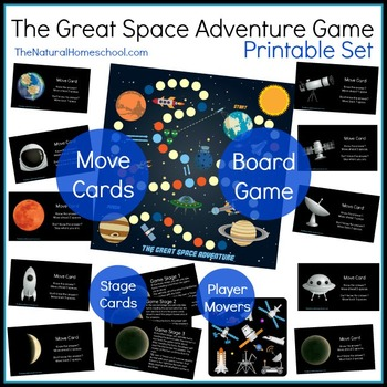 Outer Space Facts Game