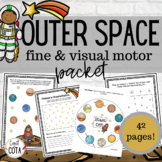 Outer Space Fine & Visual Motor Packet
