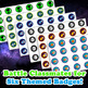 Outer Space Galactic Badge Battle Peer Review Game: Any Level, Any Content