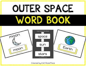 Outer Space Language Bundle with Adapted Books