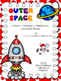 Outer Space Lesson Plan Plus So Much More Bundle Set