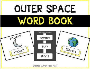 Outer Space Leveled Word Books (Adapted Books)