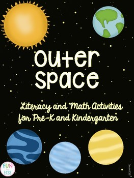 Outer Space Literacy and Math Activities
