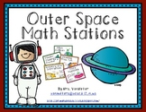 Outer Space Math Stations