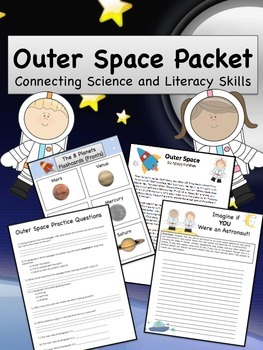 Outer Space Packet: Connecting Science and Literacy Skills