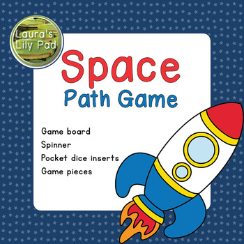 Outer Space Path Game