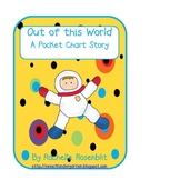 Outer Space Pocket Chart Story
