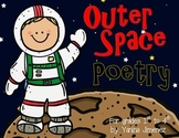 Outer Space Poetry. Play with words and become a real POET!