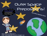 Outer Space Prepositions!