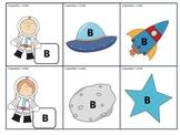 Outer Space: Preschool Artic B & P