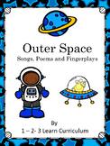 Outer Space Preschool Songs
