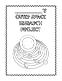 Outer Space Research Project